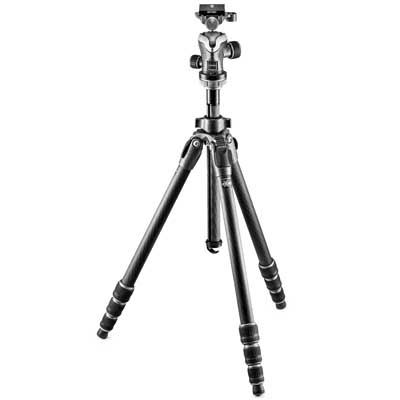 Gitzo GK1542-82QD Series 1 Mountaineer Carbon eXact Tripod Kit