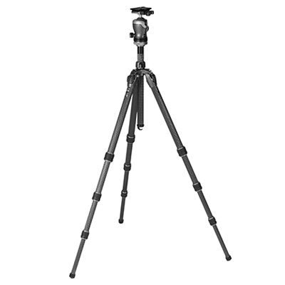 Gitzo GK2542-82QD Series 2 Mountaineer Carbon eXact Tripod Kit