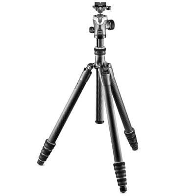 Gitzo GK2545T-82QD Series 2 Traveler Carbon eXact Tripod Kit