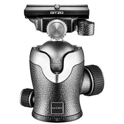 Gitzo GH3382QD Series 3 Centre Ball Head