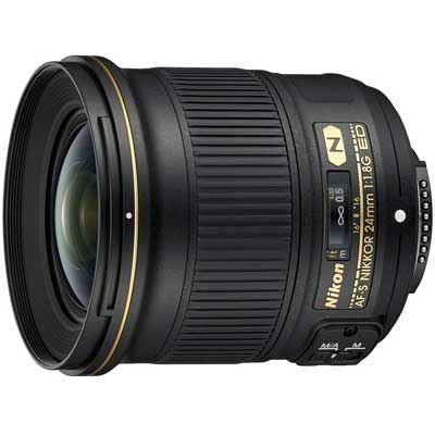 Nikon 24mm f1.8G ED AF-S Lens