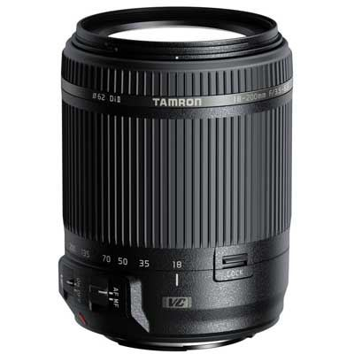 Tamron 18200mm f3.56.3 Di II VC Lens  Canon
