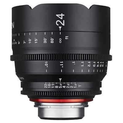 Image of Samyang 24mm T1.5 XEEN Cine Lens - PL Mount