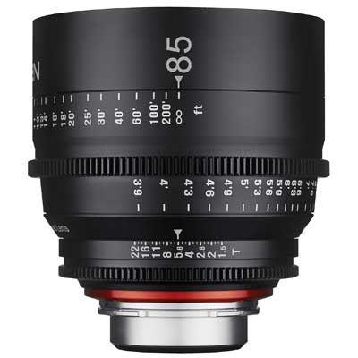 Image of Samyang 85mm T1.5 XEEN Cine Lens - PL Mount