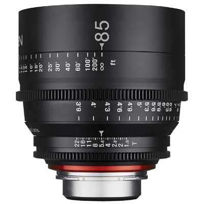 Image of Samyang 85mm T1.5 XEEN Cine Lens - Sony FE Fit