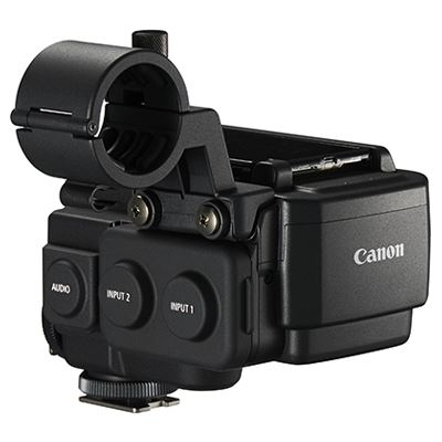 Canon MA-400 Microphone Adapter