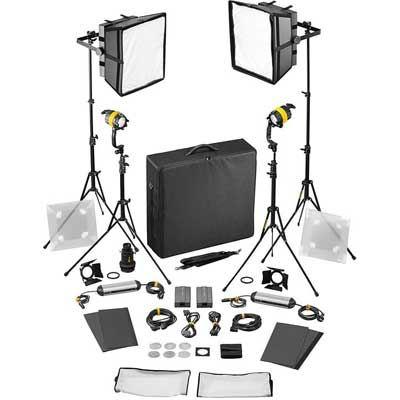 Image of Dedo 4 Light Kit - Bicolour AC (Basic) (2x DLED / 2x Felloni)