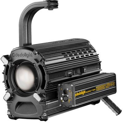 Dedo DLED12.1 225w Tungsten Focusing LED Light Head with DMX