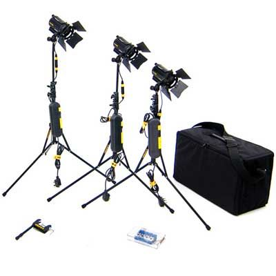 Image of Dedo 3 Head Cirro Budget Kit