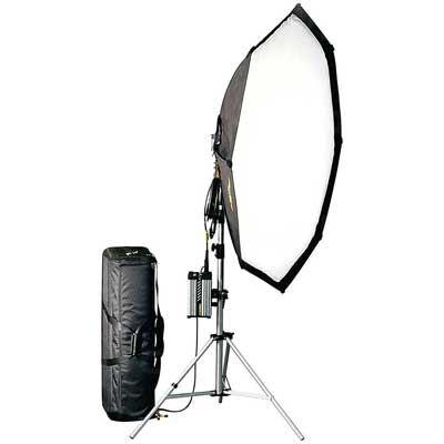 Image of Dedo SPA5DTT PanAura 5 Daylight and Tungsten Kit