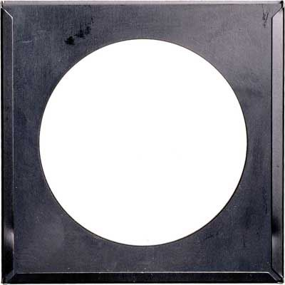 Dedo Steel Gobo Holder - Medium