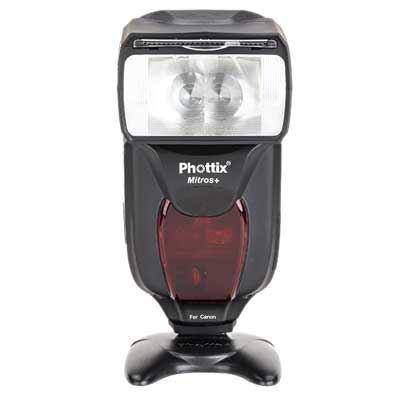 Phottix Mitros TTL Flashgun Kit  Canon