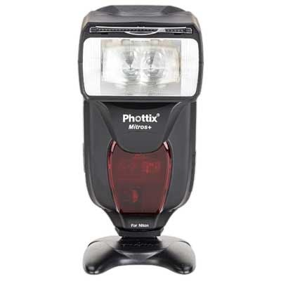Phottix Mitros+ TTL Flashgun Kit - Nikon