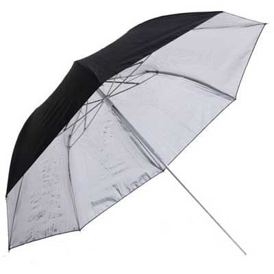 Phottix Double-Small Folding Reflective Umbrella - 91cm