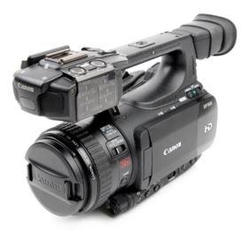 Used Canon XF105E Video Camera