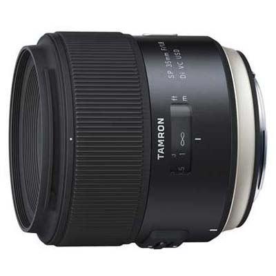 Tamron 35mm f1.8 SP Di VC USD Lens - Nikon Fit