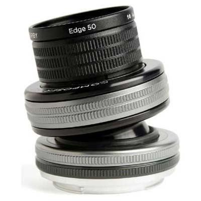 Lensbaby Composer Pro II with Edge 50 Optic - Canon EF Fit