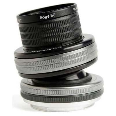 Image of Lensbaby Composer Pro II with Edge 50 Optic - Nikon F Fit