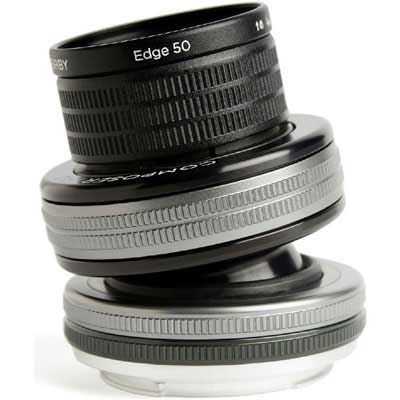 Image of Lensbaby Composer Pro II + Edge 50 - Samsung NX Fit