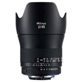 Zeiss 35mm f2 Milvus ZF.2 Lens - Nikon Fit