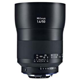 Zeiss 50mm f1.4 Milvus ZF.2 Lens - Nikon Fit