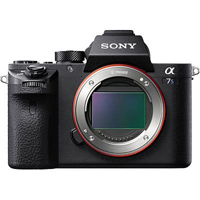 Sony Alpha A7S Mark II Digital Camera Body