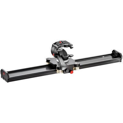 Manfrotto Slider 60 with 3W Head