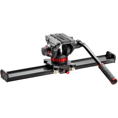 Manfrotto Slider 60 with 502 Head