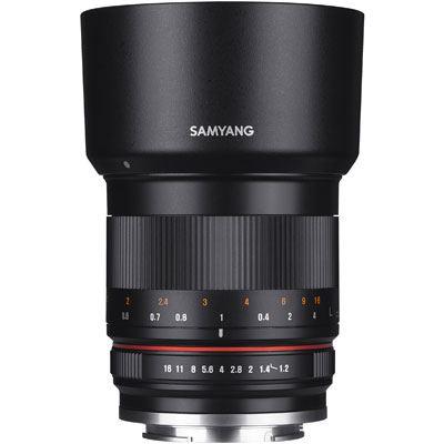 Samyang 50mm f1.2 AS UMC CS Lens - Sony E