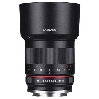 Samyang 50mm f1.2 AS UMC CS Lens - Micro Four Thirds