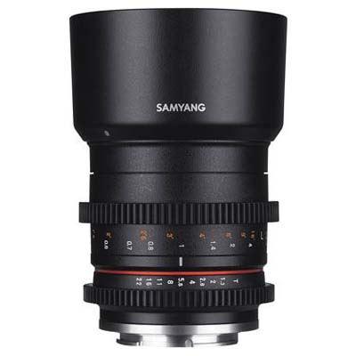 Image of Samyang 50mm T1.3 AS UMC CS Video Lens - Sony E