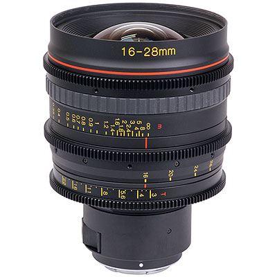 Tokina 16-28mm T3 Cinema Lens - Sony E Fit