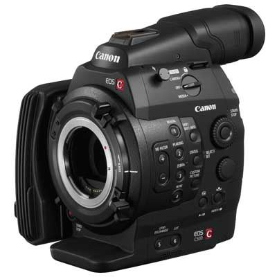 Canon EOS C500 Professional Camcorder - EF Mount