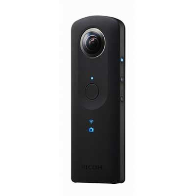 Used Ricoh Theta S Digital Spherical Camera