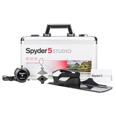 Image of Datacolor Spyder 5 Studio