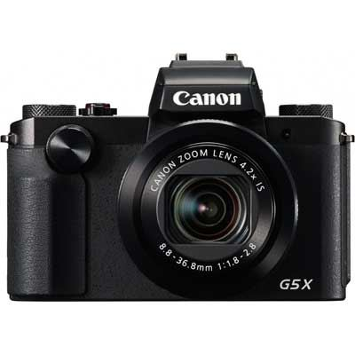 Image of Canon PowerShot G5 X Digital Camera