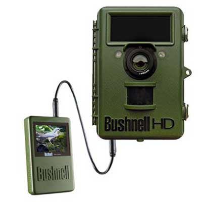 Image of Bushnell NatureView 14MP HD Live-View Trail Camera
