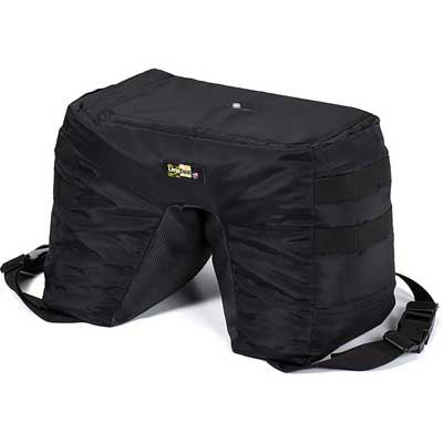 LensCoat LensSack Pro Bean Bag - Black