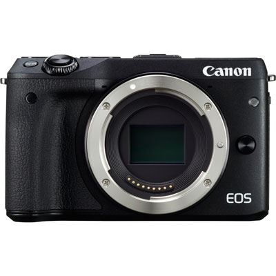 Image of Canon EOS M3 Digital Camera Body