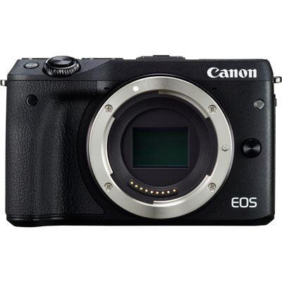 Canon EOS M3 Digital Camera Body