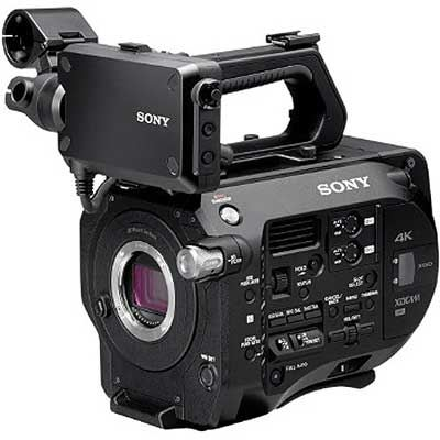 Sony PXW-FS7 4K Professional Camcorder (Body Only)