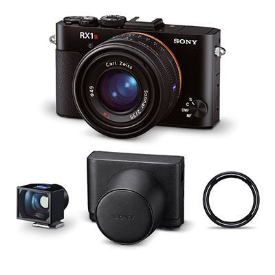 Sony Cyber-shot RX1R Mark II Digital Camera