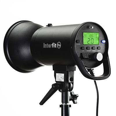 Interfit S1a TTL and HSS Flash