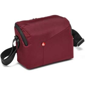 Manfrotto NX DSLR Shoulder Bag - Bordeaux