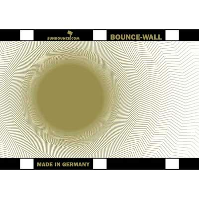 Image of California Sunbounce Bounce Wall Reflector - Galaxy Gold