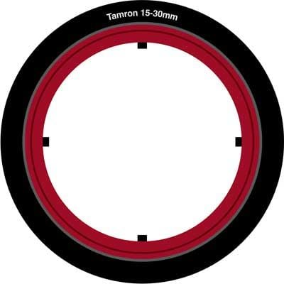 Lee SW150 Mark II Adapter for Tamron 15-30mm Lens