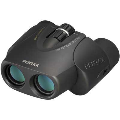 Used Pentax Up 8-16x21 Zoom Binoculars