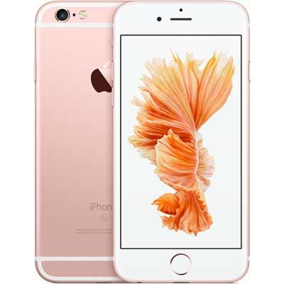 Image of Apple iPhone 6s 128GB - Rose Gold