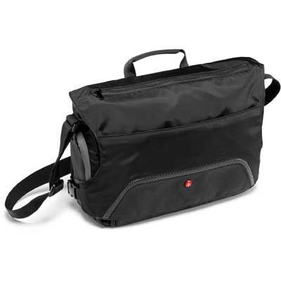 Manfrotto Advanced Befree Messenger Bag - Black