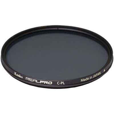 Kenko 58mm Real Pro Circular Polarising Filter